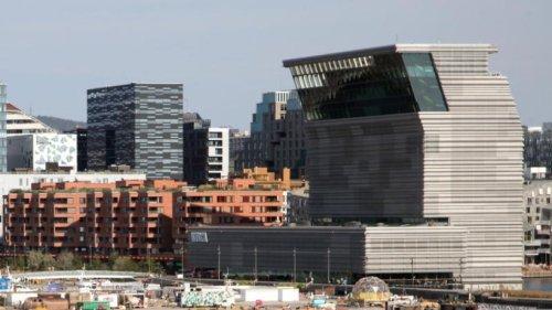 """Museum mit Knick - Das neue """"Munch"""" in Oslo öffnet"""