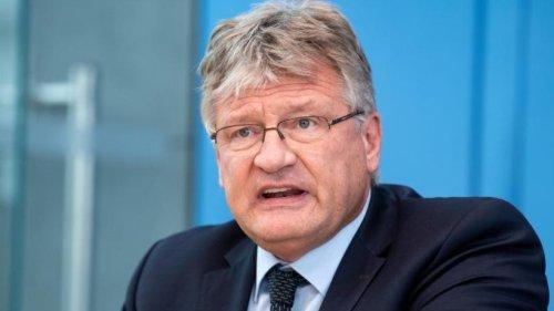 """Scheidender AfD-Chef Meuthen: """"Ich war nie ein Feigenblatt"""""""