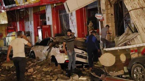 Todesopfer bei Raketenangriffen auf Großraum Tel Aviv