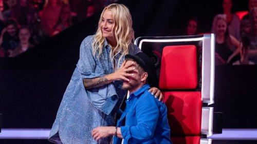 """""""The Voice"""": Stress bei den Coaches - Sarah Connor vergeht das Lachen"""