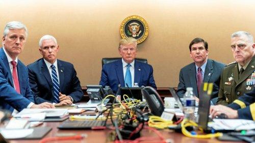 Donald Trump: General blockierte Trumps Zugriff auf Atomwaffen
