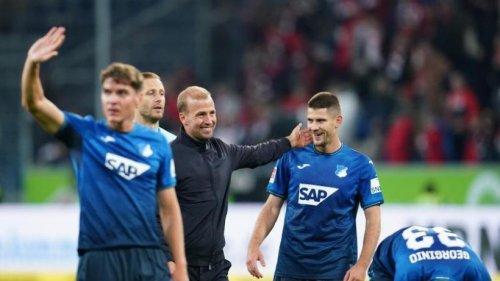 Laute Bässe nach dem 5:0: Hoffenheim und Hoeneß erleichtert
