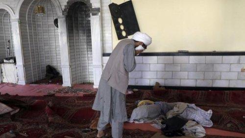 IS reklamiert Angriff auf Moschee in Afghanistan für sich