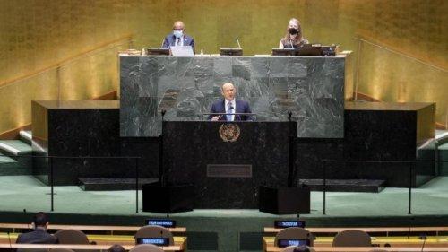 Israels Ministerpräsident droht Iran vor UN im Atomstreit