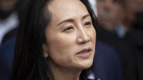 Huawei-Finanzchefin geht Deal mit USA ein - Kanadier frei