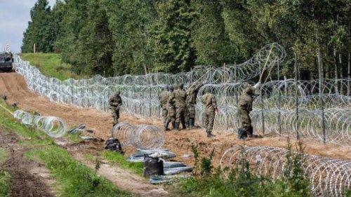 Migration über Belarus: Festnahmen in Polen