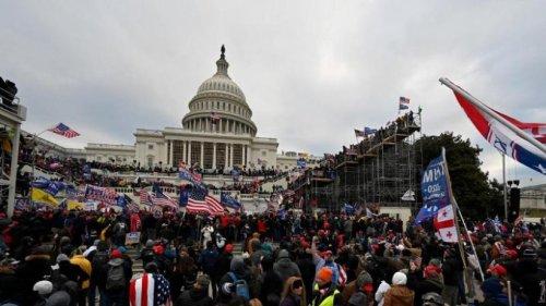 Geplante Pro-Trump-Demo am US-Kapitol beunruhigt Polizei