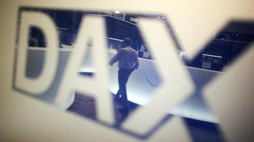 Der Dax legt leicht zu
