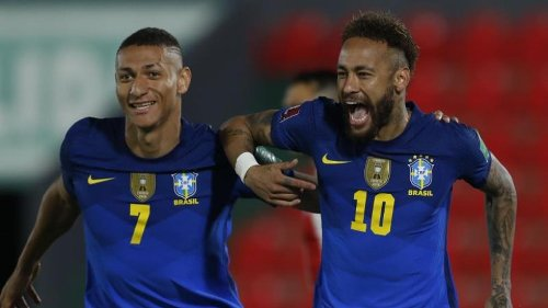Copa-Chaos in Brasilien - Superstar Neymar mittendrin