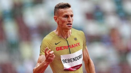 Schnelles Olympia-Ende: Aus für Hindernisläufer Bebendorf