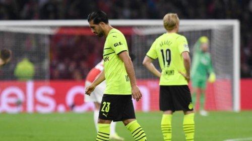 Lehrstunde im Hexenkessel: BVB geht bei Ajax unter