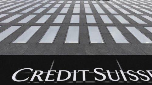 Millionen-Geldbuße und Rüge für Schweizer Credit Suisse