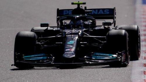 Mercedes im ersten freien Austin-Training dominant