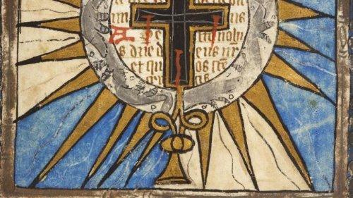 Christliche Gebetsrolle seit mehr als 500 Jahren erhalten
