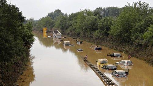 Hochwasser: Starkregen erwartet ++ Katastrophenschutz soll bei Ländern bleiben