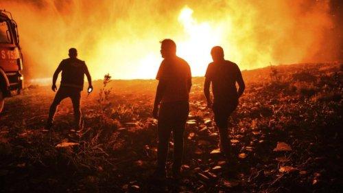 """Türkei: Mehrere Tote bei Waldbränden in Antalya – """"Die Situation macht Angst"""""""