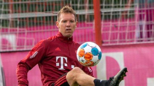 Nagelsmann fiebert Spitzenspiel entgegen - Lob für Wirtz