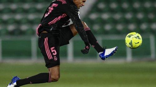 Wechsel von Varane zu Manchester United perfekt