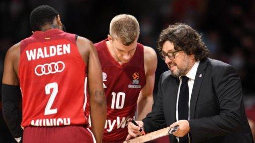 Vor Duell mit Alba: Bayern-Basketballer kommen in Schwung