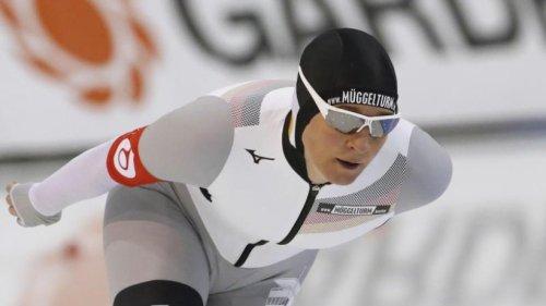 Pechstein startet Unternehmen achte Olympia-Teilnahme