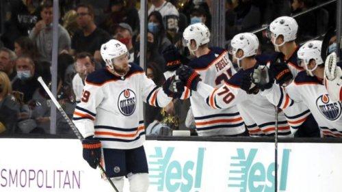 NHL: Draisaitl arbeitet mit Edmonton Oilers am Startrekord