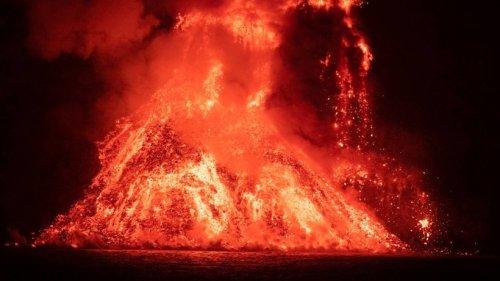 Vulkan La Palma aktuell: Lava schießt Hunderte Meter hoch - Schlimme Befürchtung