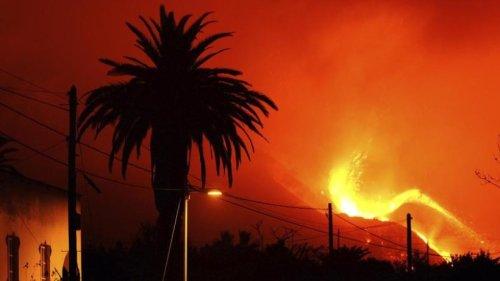 La Palma: Heftige Erdbeben – So spitzt sich Vulkan-Drama zu