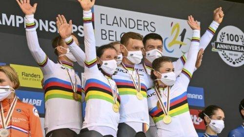 Traumabschied für Tony Martin - WM-Gold im Mixed-Zeitfahren