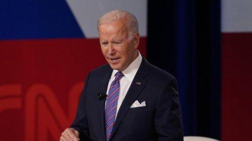 Biden warnt China: USA würden Taiwan bei Angriff verteidigen