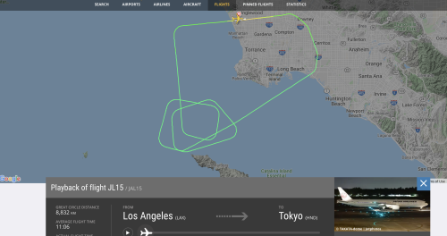 JAL Boeing 777 Suffers Engine Failure After Take Off