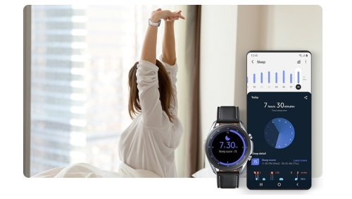Four Simple Steps to Monitor Your Sleep Pattern with Samsung Health App