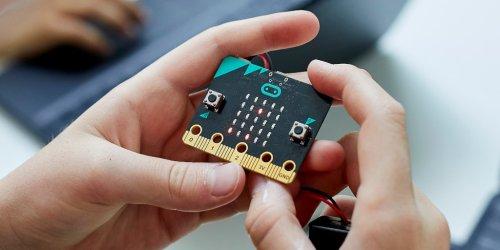micro:bit mobile apps