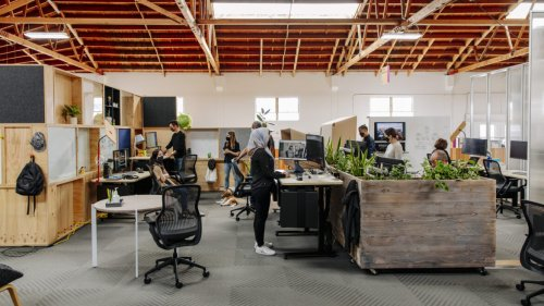 Google Redesigns the Office for Gen Z and a Post-pandemic Era | San Jose Inside