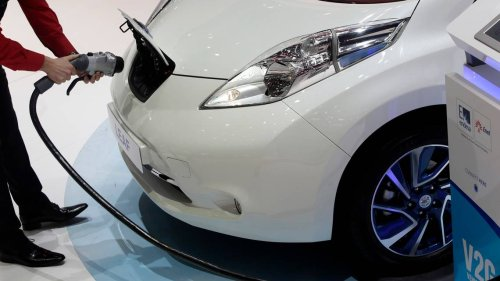 Electric cars are great — charging them when you're away from home, not so much