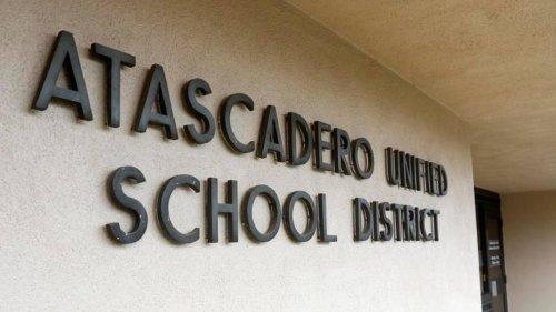 Atascadero school locked down after man brandished BB gun, fled into creek, police say
