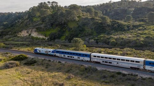 Amtrak's Pacific Surfliner train is adding a new round trip to SLO County