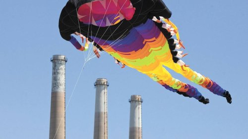 Zip lines or murals? Here are 5 creative ways locals want to repurpose Morro Bay's stacks