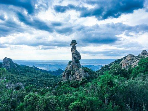 Sa Crabarissa: la donna pietrificata nel centro Sardegna
