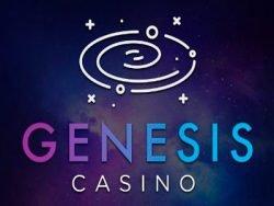 645% Match Bonus at Genesis Casino