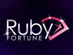 €22 Casino tournaments freeroll at Ruby Fortune Casino