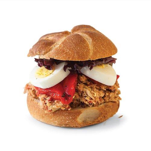 Provençal Tuna Sandwich