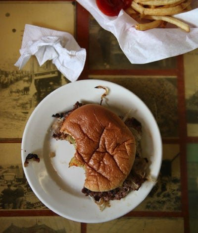 Sid's Onion Burger