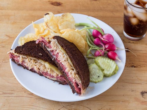 The Original Reuben Sandwich