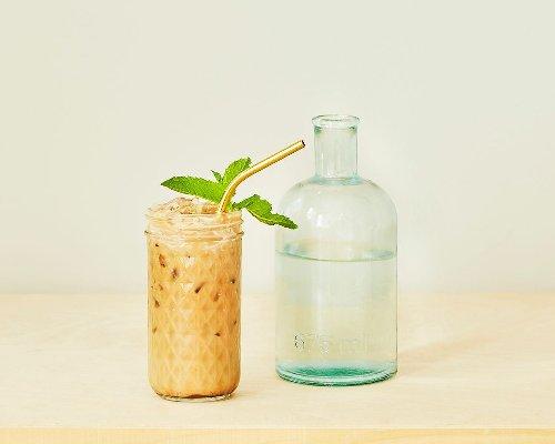 Minty Mocha Cold Brew Coffee