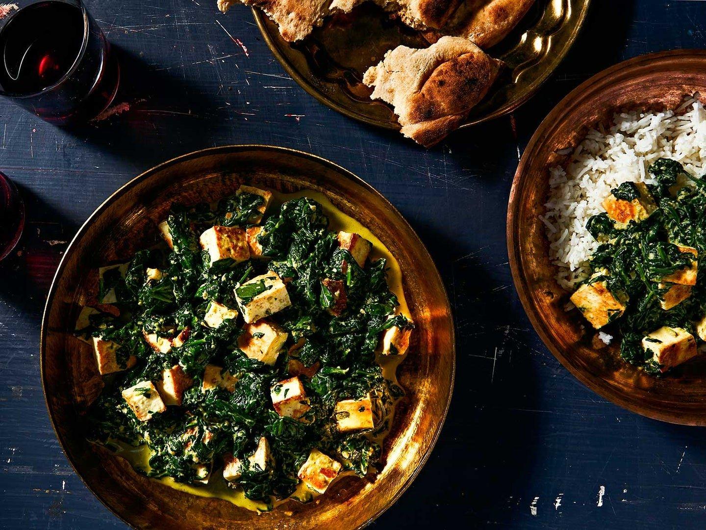 Saag Paneer Is the Luscious Indian Comfort Food You Need