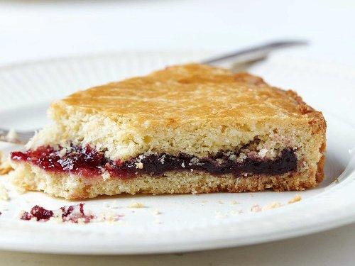Basque Cherry Pie (Cherry Gâteau Basque)