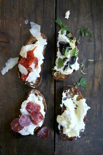 Easy Crostini Recipes