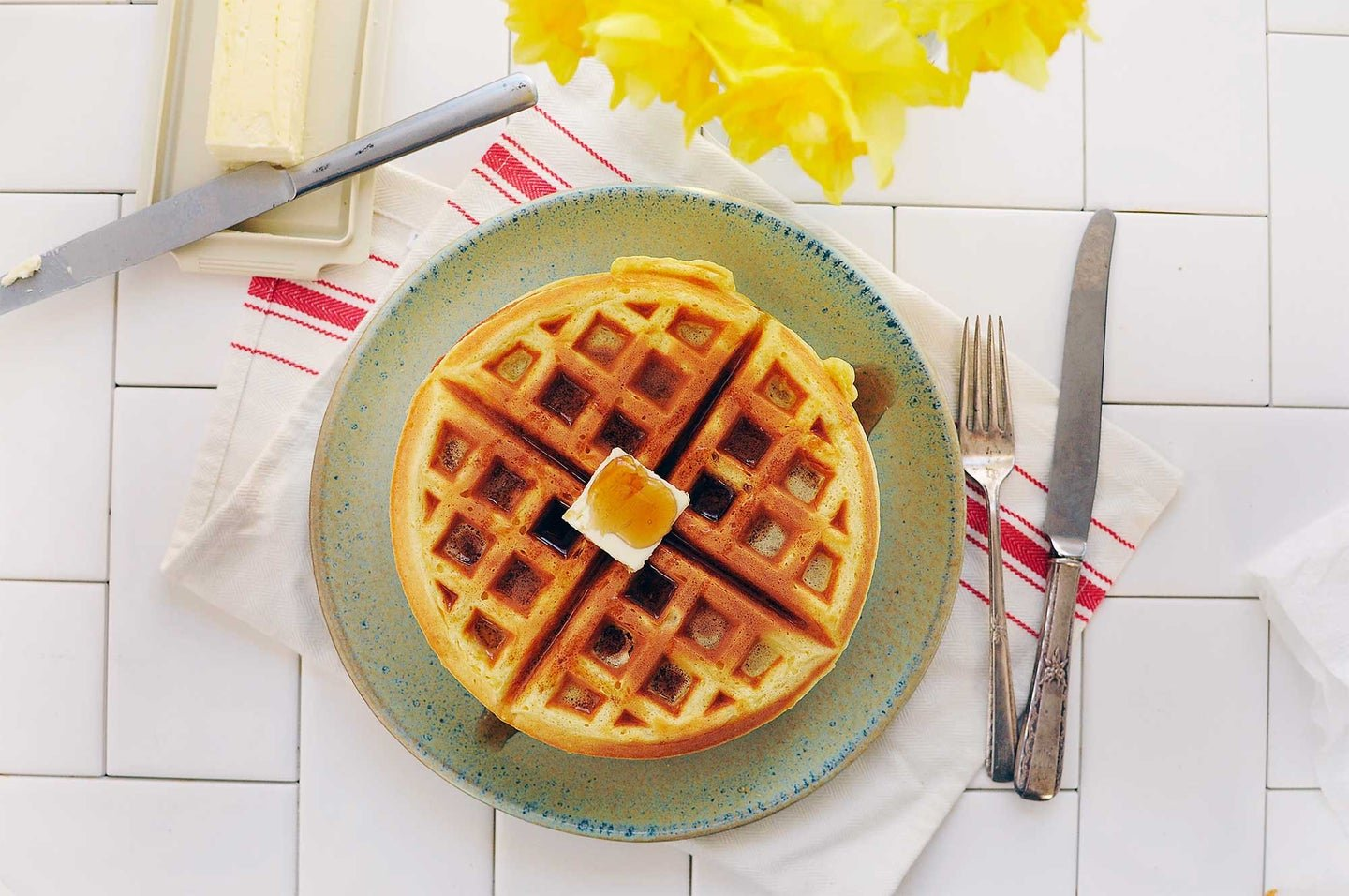 Our Favorite Waffle Maker
