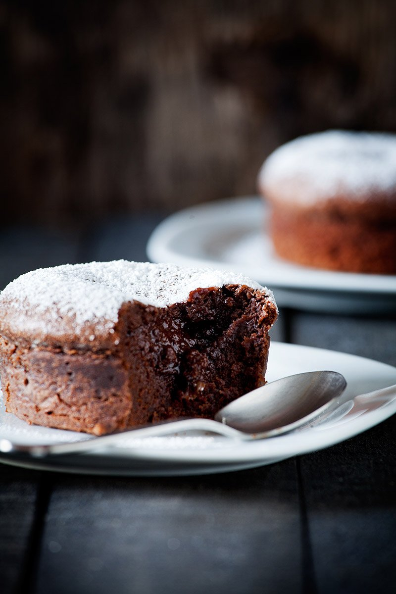 2-Minutes Chocolate Peanut Butter Cake Recipe