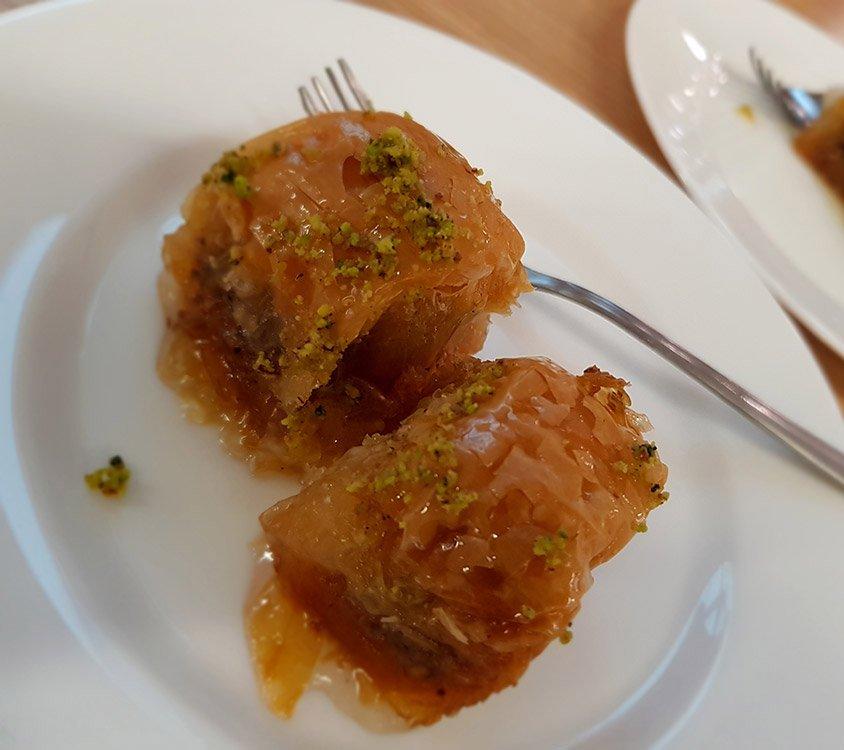 The Best Turkish Baklava Recipe